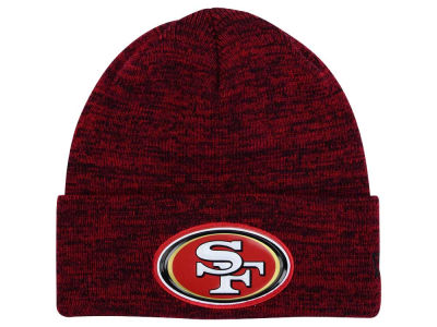 San Francisco 49ers New Era NFL Beveled Team Knit