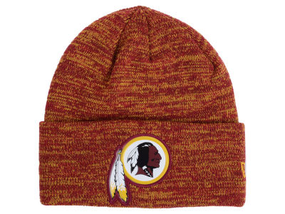 Washington Redskins New Era NFL Beveled Team Knit