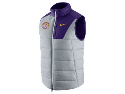 LSU Tigers Nike NCAA Men's Flash Player Vest