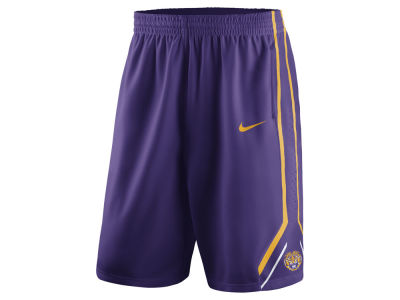LSU Tigers Nike NCAA Men's Replica Basketball Shorts