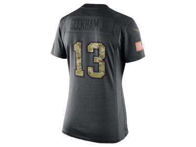New York Giants Nike NFL Women's Salute to Service Jersey