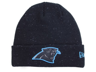 Carolina Panthers New Era NFL Heather Spec Knit