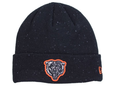 Chicago Bears New Era NFL Heather Spec Knit