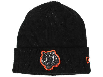 Cincinnati Bengals New Era NFL Heather Spec Knit