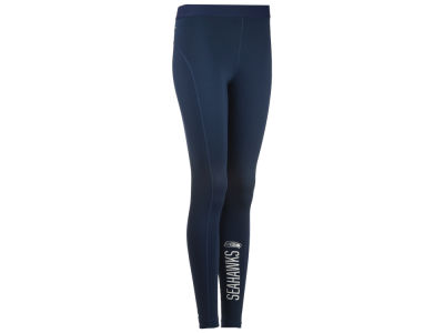 Seattle Seahawks Nike NFL Women's Pro Hyperwarm Leggings
