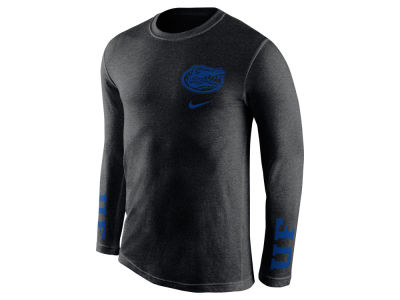 Florida Gators Nike NCAA Men's Triblend Fresh Long Sleeve T-Shirt