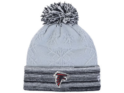 Atlanta Falcons New Era NFL Women's Snow Crown Redux Knit