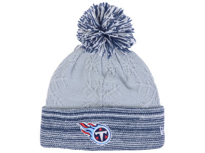 Tennessee Titans New Era NFL Women's Snow Crown Redux Knit