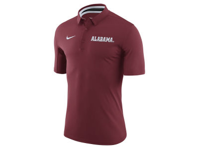Alabama Crimson Tide Nike NCAA Men's Basketball Polo Shirt