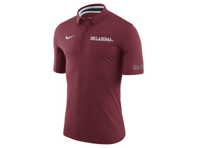 Oklahoma Sooners Nike NCAA Men's Basketball Polo Shirt