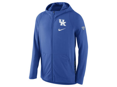 Kentucky Wildcats Nike NCAA Men's Hyper Elite Full Zip Fleece Hoodie