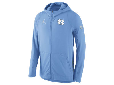 North Carolina Tar Heels Nike NCAA Men's Hyper Elite Full Zip Fleece Hoodie