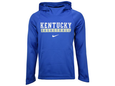 Kentucky Wildcats Nike NCAA Men's Elite Basketball Performance Hoodie