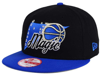 Orlando Magic New Era NBA HWC Logo Stacker 9FIFTY Snapback Cap