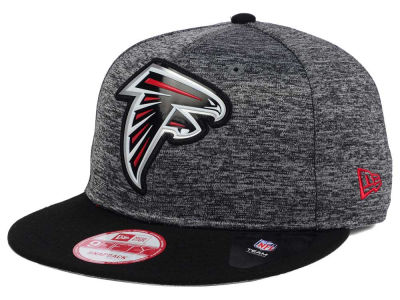 Atlanta Falcons New Era NFL Shadow Bevel 9FIFTY Snapback Cap