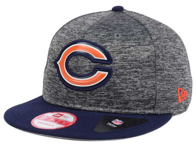 Chicago Bears New Era NFL Shadow Bevel 9FIFTY Snapback Cap
