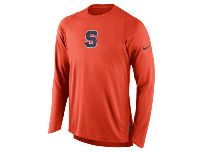 Syracuse Orange Nike NCAA Men's Elite Shooter Long Sleeve T-Shirt