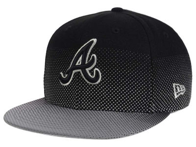 Atlanta Braves New Era MLB Flow Flect 9FIFTY Snapback Cap