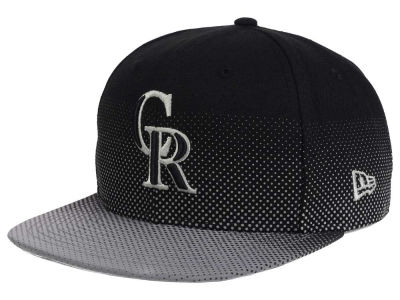 Colorado Rockies New Era MLB Flow Flect 9FIFTY Snapback Cap