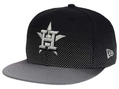 Houston Astros New Era MLB Flow Flect 9FIFTY Snapback Cap
