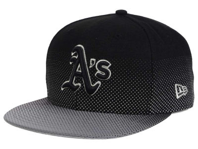 Oakland Athletics New Era MLB Flow Flect 9FIFTY Snapback Cap