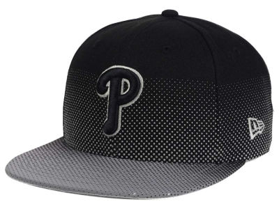 Philadelphia Phillies New Era MLB Flow Flect 9FIFTY Snapback Cap