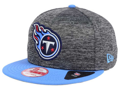 Tennessee Titans New Era NFL Shadow Bevel 9FIFTY Snapback Cap