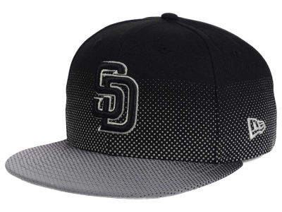 San Diego Padres New Era MLB Flow Flect 9FIFTY Snapback Cap