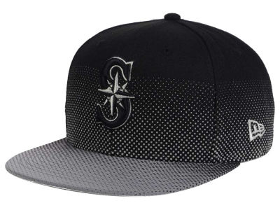 Seattle Mariners New Era MLB Flow Flect 9FIFTY Snapback Cap