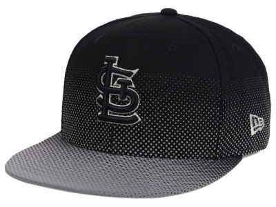 St. Louis Cardinals New Era MLB Flow Flect 9FIFTY Snapback Cap