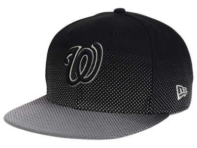 Washington Nationals New Era MLB Flow Flect 9FIFTY Snapback Cap