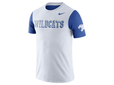 Kentucky Wildcats Nike NCAA Men's Dri-Fit Cotton Flash Bomb Hook T-Shirt