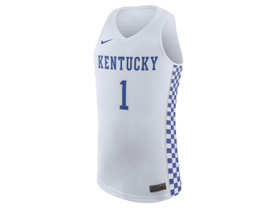 Kentucky Wildcats Nike NCAA Men's Replica Basketball Jersey