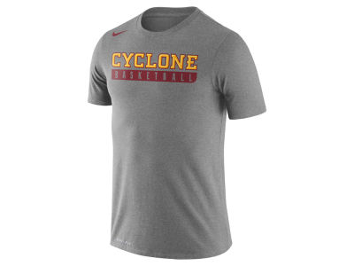 Iowa State Cyclones Nike NCAA Men's Basketball Practice T-Shirt