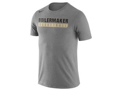 Purdue Boilermakers Nike NCAA Men's Basketball Practice T-Shirt