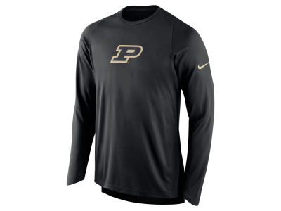 Purdue Boilermakers Nike NCAA Men's Elite Shooter Long Sleeve T-Shirt
