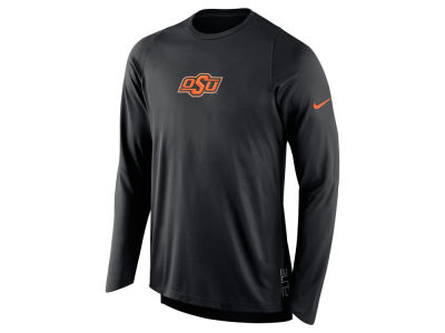 Oklahoma State Cowboys Nike NCAA Men's Elite Shooter Long Sleeve T-Shirt