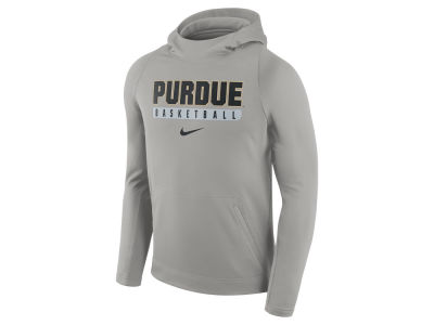 Purdue Boilermakers Nike NCAA Men's Elite Basketball Performance Hoodie
