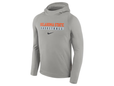Oklahoma State Cowboys Nike NCAA Men's Elite Basketball Performance Hoodie