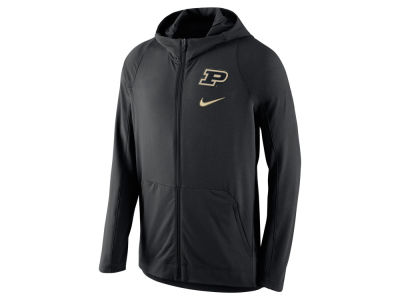 Purdue Boilermakers Nike NCAA Men's Hyper Elite Full Zip Fleece Hoodie