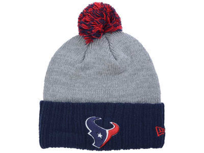 Houston Texans New Era NFL Heather Stated Knit