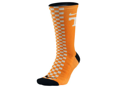 Tennessee Volunteers Nike NCAA Digital Print Socks