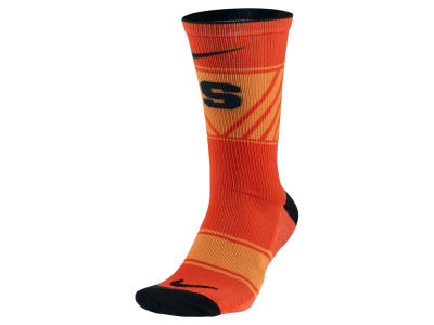 Syracuse Orange Nike NCAA Digital Print Socks