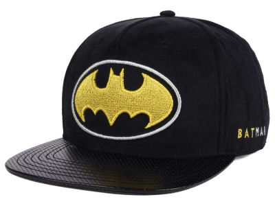 DC Comics Active Chrome Snapback Cap