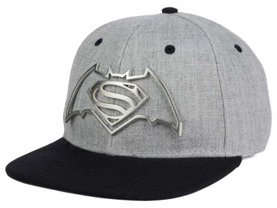DC Comics LT Metal Badge Snapback Cap