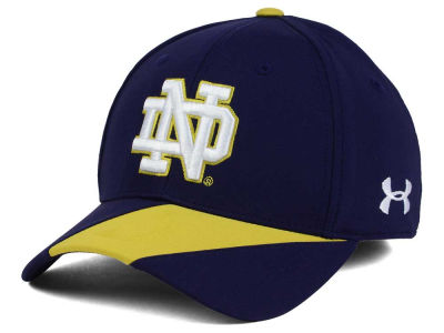Notre Dame Fighting Irish NCAA Renegade Accent Stretch Cap