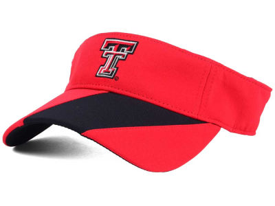 Texas Tech Red Raiders Under Armour NCAA Renegade Accent Visor