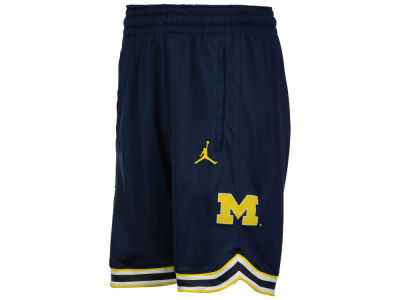Michigan Wolverines Nike NCAA Men's Replica Basketball Shorts