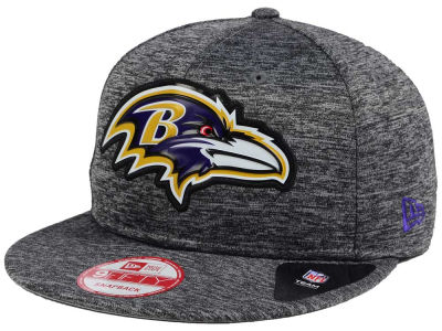 Baltimore Ravens New Era NFL Shadow Tech 9FIFTY Snapback Cap