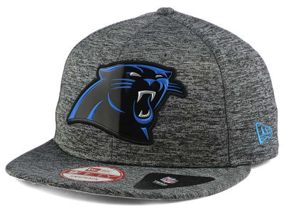 Carolina Panthers New Era NFL Shadow Tech 9FIFTY Snapback Cap